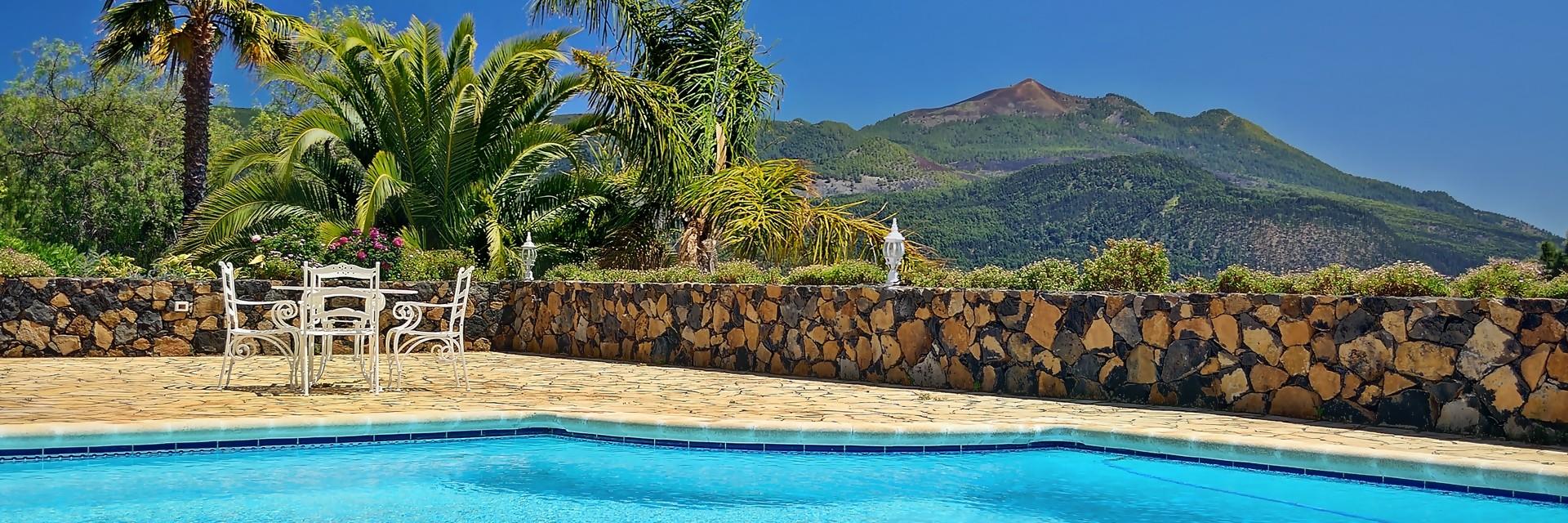 Villa Quinta Valencia - El Paso - La Palma - Canary Islands