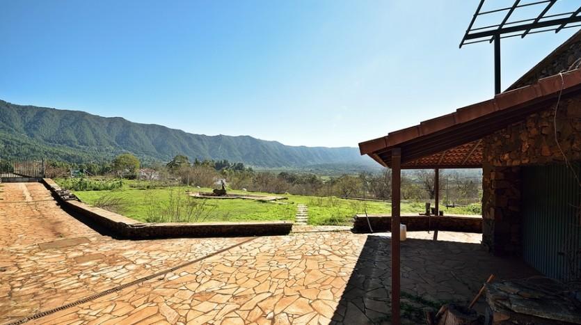 Landhuis Casa Madera in El Paso - La Palma bij Nationaal Park Caldera de Taburiente