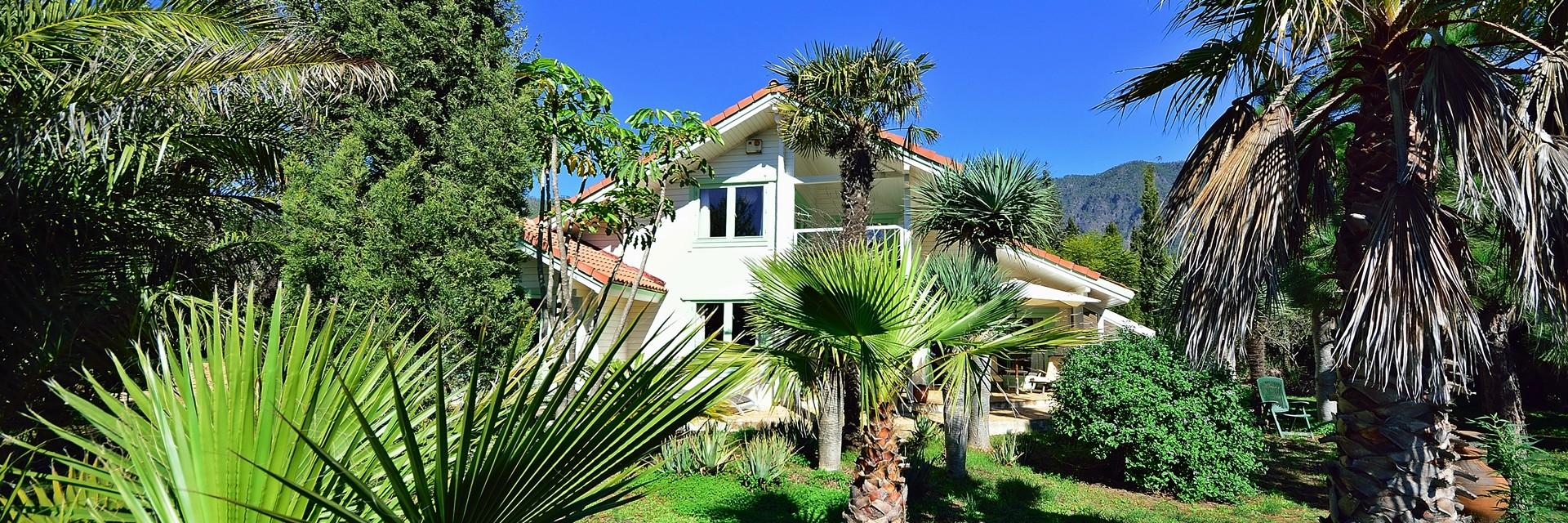 Casa de campo Madera - El Paso - La Palma - Las Canarias