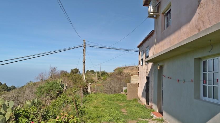Landhuis in de natuur - Casa Valle Verde - Garafía - La Palma