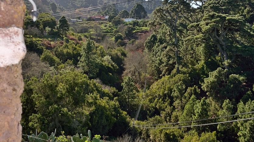 Landhouse in nature - Casa Valle Verde - Garafía - La Palma