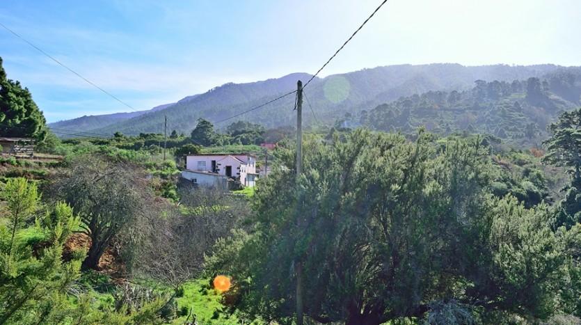 Landhaus Casa Valle Verde - Garafía - La Palma - Kanarische Inseln