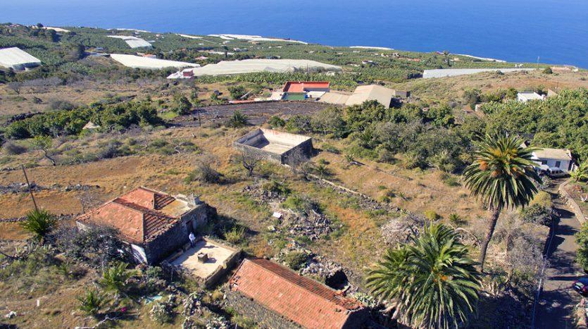 Casa Jumero Tijarafe La Palma