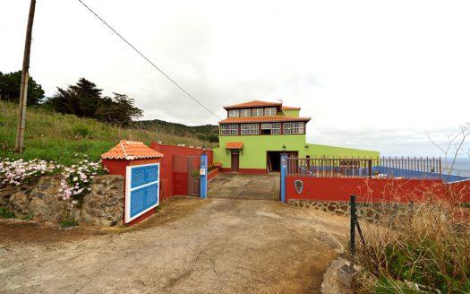 Casa La Lomadita Puntallana La Palma